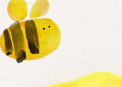 Blüten für Bienen | Kommunikationsdesign